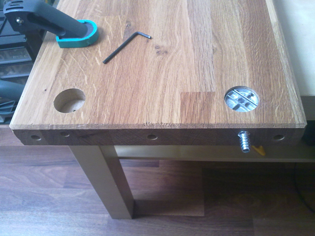 Dressing table for bedroom – mironto's DIY