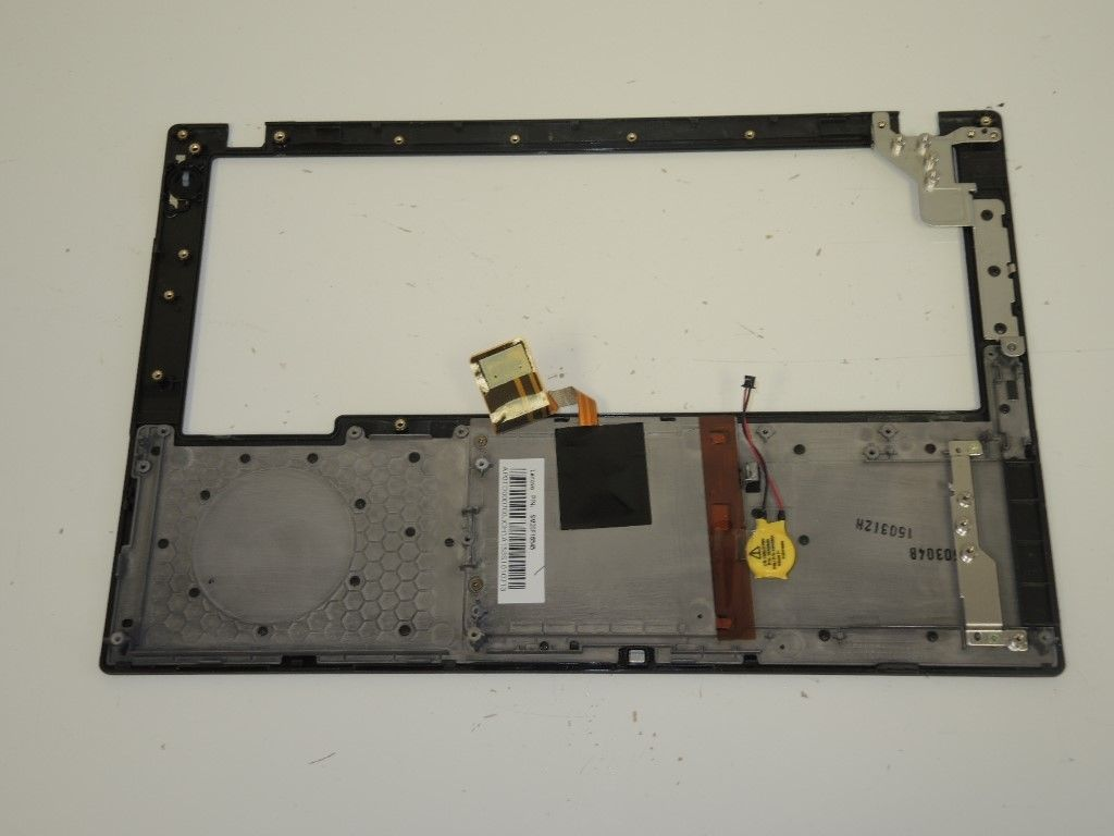 ThinkPad X240: replacing touchpad and keyboard – mironto's DIY